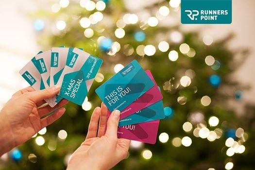 [Filiale] Runners Point Geschenkkarte mit Bonus Guthaben