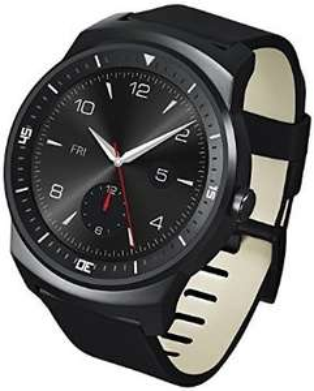 LG Electronics G Watch R W110 für 219€ @Amazon.fr
