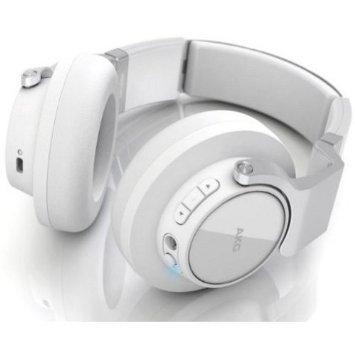 AKG K845BT Bluetooth Over-Ear-Kopfhörer mit NFC, Steuerung und Mikrofon weiß für 124,90€ @Amazon.fr