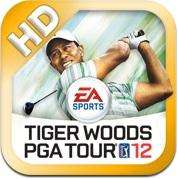 "EA Golf-Simulation ""Tiger Woods PGA Tour 12? für iPod/iPhone/iPad kostenlos"