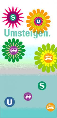 Raum Frankfurt: 3for2 - Monatskarte für den RMV Verbund