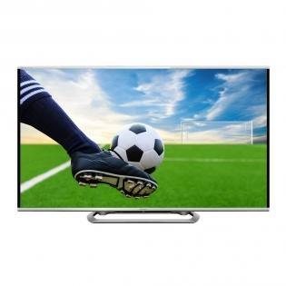Sharp LC80LE857E 203 cm (80 Zoll) 3D LED-Fernseher, EEK-A+ (Full HD, 800Hz AMT, DVB-T/C/S, HbbTV, AQOUS NET+) silber für 3999€ @Redcoon.de