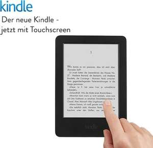 Kindle eReader für 49€ @Amazon.de