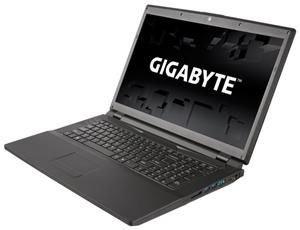 """Gigabyte GA-P27Gv2-D1 17"""" FullHD / i7-4710MQ / 8GB / GTX 860M / 1TB HDD / DVD-RW    929 Euro"""