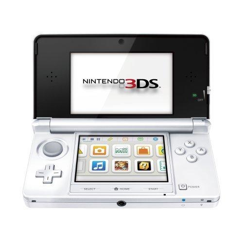 Nintendo 3DS weiß für 131,52€ [amazon UK]