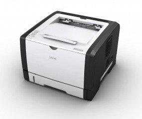 RICOH SP 311DN Laserdrucker s/w (A4, Drucker, Duplex, Netzwerk, USB) für 39€ @Office Partner