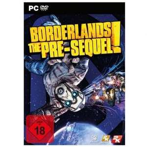 [Lokal Cottbus] Borderlands: The Pre-Sequel PC Retail