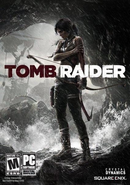 Tomb Raider (2013)  bei Amazon.com für ca. 6,50 €