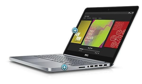 """Dell Inspiron 15 (15,6"""" Full HD Touch, i7-4510U, 16GB Ram, GeForce® GT 750M 2 GB, 1TB HDD) für 806,65 € @Dell"""