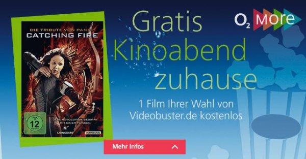 """Gratis Film von Videobuster für o2 Silber & Premium Kunden (geht anscheinend auch als """"normalo"""")"""