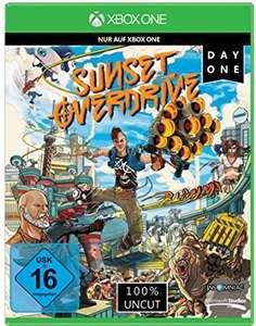Amazon Blitzangebot - Xbox One Sumset Overdrive Day One Edition