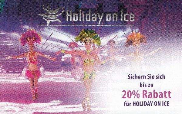 [beste-plaetze.de] Holiday on Ice Platinum oder Passion – 10%/20% Rabatt