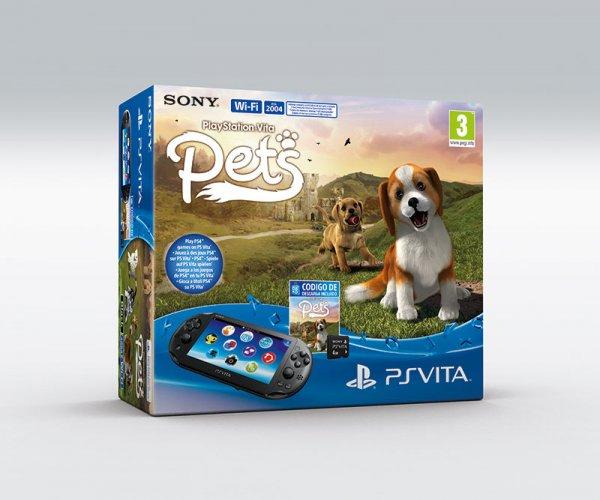 [Abholung im Müller Markt]: PS Vita Bundles für 169€