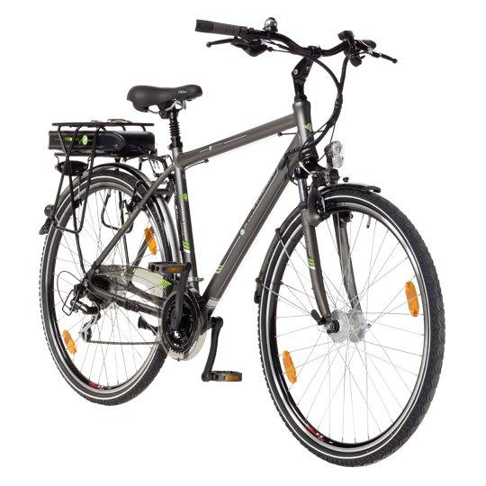 eBike Zündapp Green 4.0 Alu Trekkingfahrrad Damen oder Herren für 799€ @real