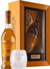 Glenmorangie The Original Highland Single Malt Scotch Whisky & 2 Gläser für 25,85€