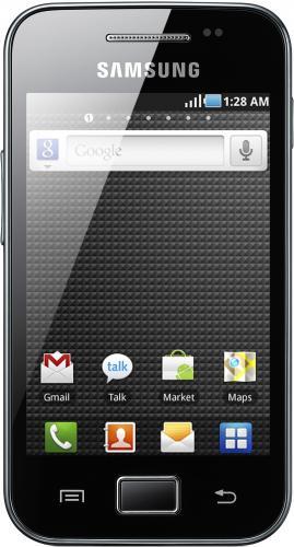 Samsung Galaxy ACE mit BASE für 130€ (Preisvergleich ca. 190€)