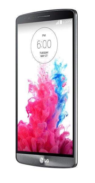 LG LGD855 G3 Sim Free Android 16GB - Metallic Black für 308,99 inklusive Versand - Versand durch Amazon - allerdings kein deutscher Händler
