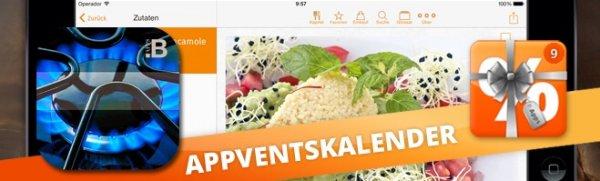 Kochen! App für iOS bei appdeals nur 4,99€