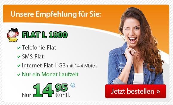 DeutschlandSIm Smart 200/300/1000 amazon Mitarbeitervorteil