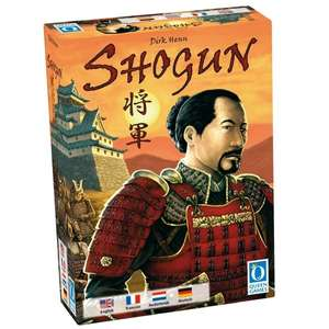 [amazon.de] Queen Games 60451 - Shogun, Brettspiel