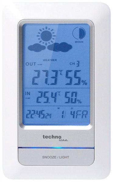 Technoline WS 6740 Wetterstation
