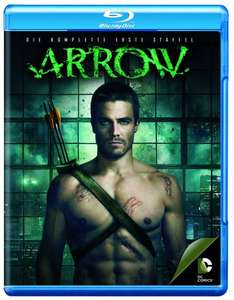 [amazon.de] Arrow - Staffel 1 [Blu-ray]