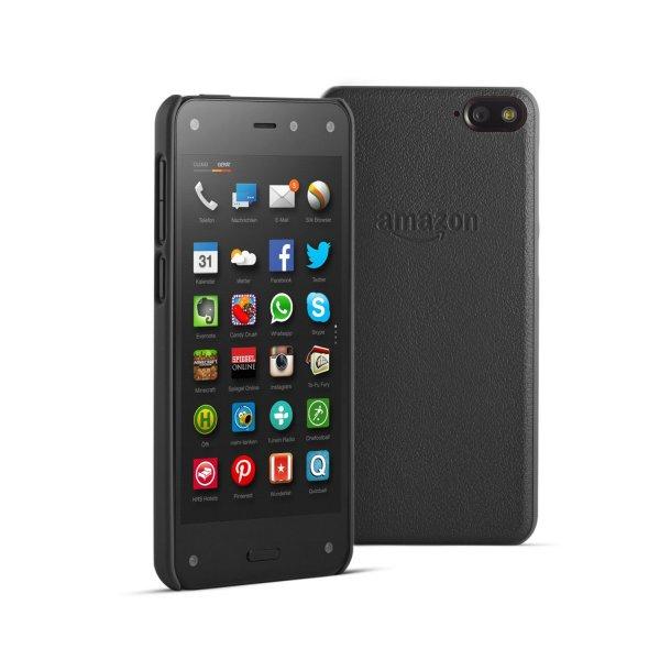 Amazon Fire Phone original Hüllen -50% [Prime 0,00 Vsk./ohne 3,00 Euro] ab 14,99 versch. Farben