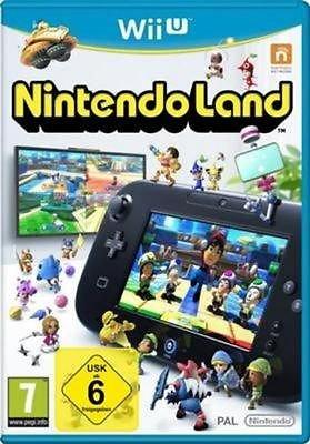 Nintendo Land WiiU für 10,84€ @ebay.de (Online-Tiefstpreis?)
