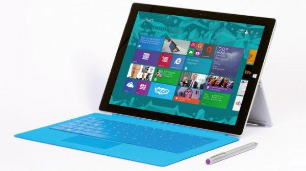 Microsoft Surface Pro 3 128GB + Nokia Lumia 530 für 899€