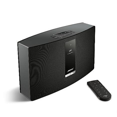 CYBERPORT - Bose SoundTouch 20 für 299,-- €; Idealo für 349,-- (in weiß) in schwarz: 365,-- €