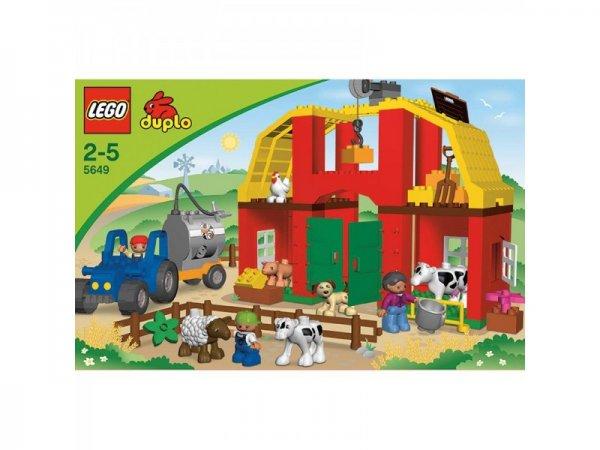 [Spielemax.de, Abholung] LEGO Duplo 5649 Großer Bauernhof für 38,39€