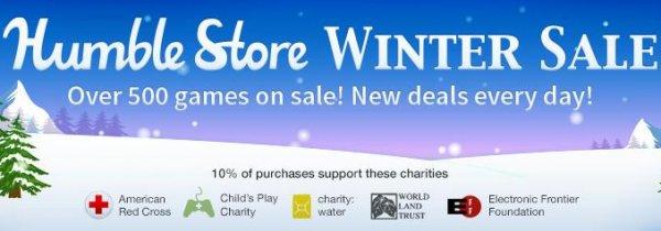 [Humble Store/STEAM] Final Fantasy IV ( und weitere im Wintersale!)