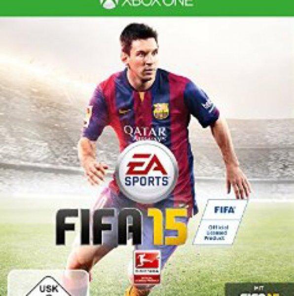 Fifa 15 (Xbox One) für 35,99€ als DLC