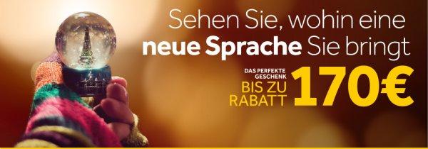 Rosetta Stone Anfänger Sprachkurse für 104€