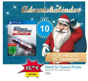 PS4 EA Need for Speed: Rivals (Complete Edition) für 35.-€ @Müller (lokal)