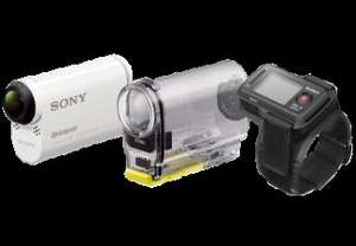 Sony HDR-AS100VR mit Remote für 199€  (Preisvergleich: 290€)
