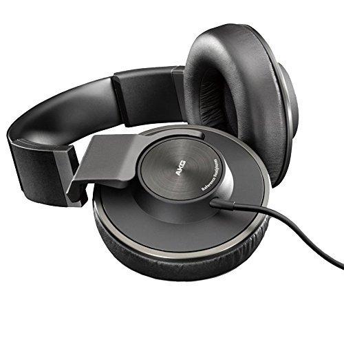 AKG K 550, Kopfhörer (schwarz) inkl.Vsk für 105,22 € > [amazon.fr] > Blitzangebot