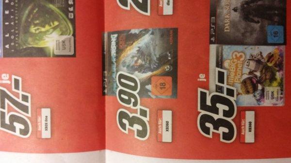 Metal Gear Rising (PS3 Xbox360) @Media Markt (evtl. lokal Mülheim)