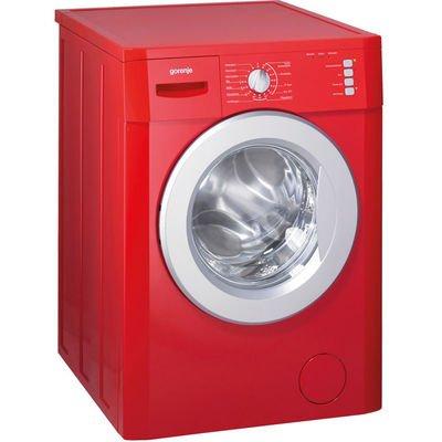 [Karstadt nur am 10.12.2014] Gorenje WA 735 RD, Waschmaschine, A+++, rot für 251€ (Ideal 356€)