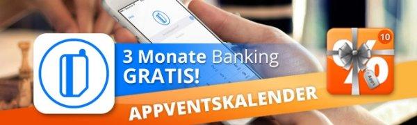 3 Monate Gratis Outbank DE durch appdeals