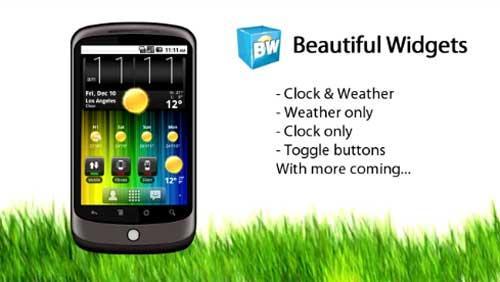 [Android] Viele Neue Apps umsonst bei GetJar u.a. Beautiful Widgets, TuneIn Radio Pro, Backbreacker und viele mehr