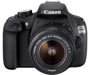 Canon EOS 1200D Kit 18-55 mm [Canon IS II] für 305€ @Euronics