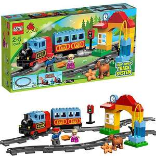 Lego Duplo 10507 Eisenbahn Starter Set, MyToys, 2 mal kaufen