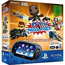 Sony PS Vita - Mega Pack (WiFi) bei ToysRus
