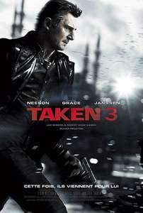96 Hours - Taken 3 Preview Karten