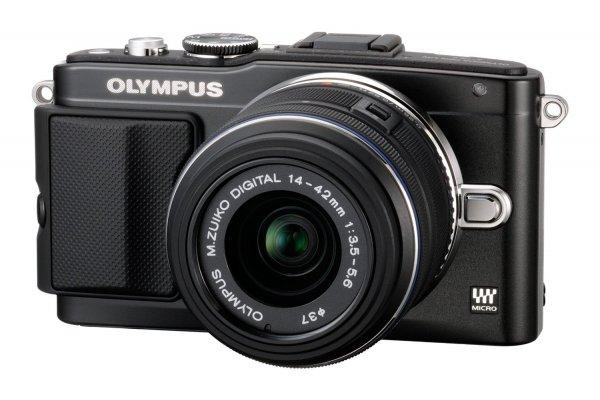 Olympus Pen E-PL5 Kit 14-42 mm (schwarz) für 309€ @Amazon.de