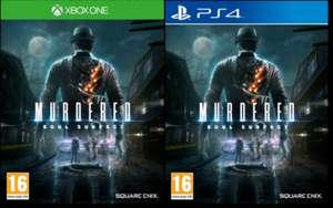 PS4/Xbox One - Murdered: Soul Suspect für €17,30 [@Thegamecollection.net]