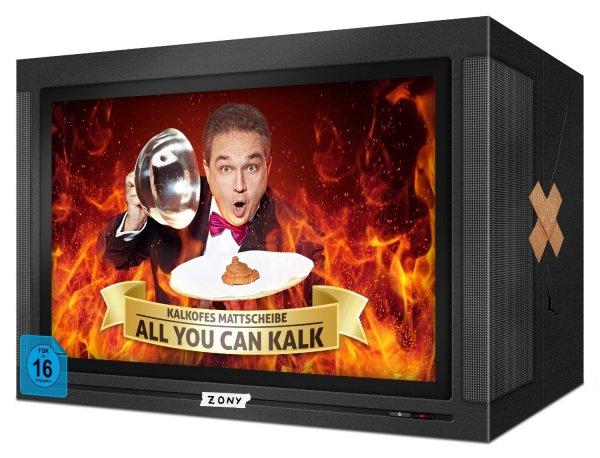 """""""All you can Kalk"""" DVD-Komplettbox von Oliver Kalkofe  (38 DVDs + 1 UMD) nur 99,95 €"""