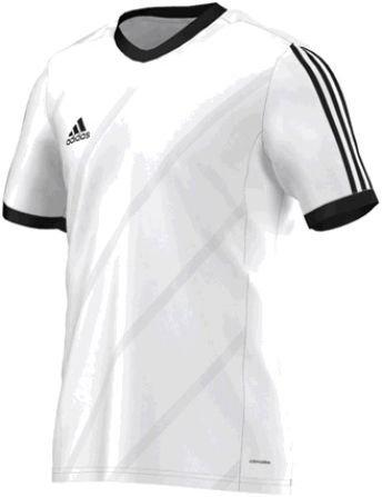 Adidas Tabela 14 Trikot white/black Größe L und XL 15,80€ inkl. Versand