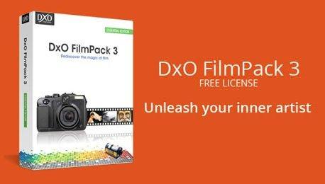 Dxo FilmPack 3 Essential Edition